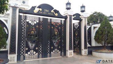 1001+ Mẫu cổng biệt thự nhà vườn đẹp 2021. Mẫu cổ điển hiện đại tự động